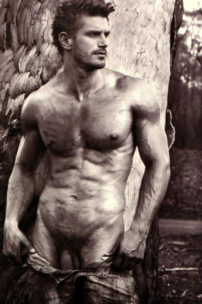 Sexy Naked Hunks By Photographer Paul Freeman 12