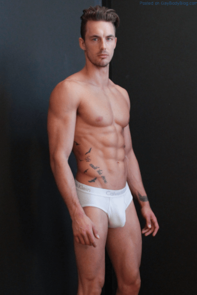 That Christian Hogue Bulge 1