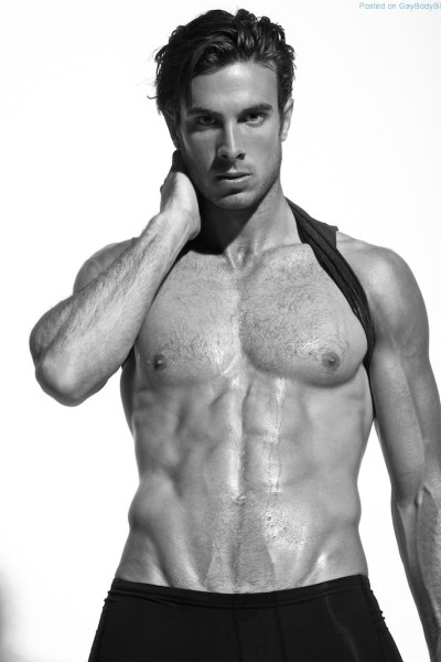 Guy Macchia Is Looking Damn Sexy In This Shoot For Frank Louis 1