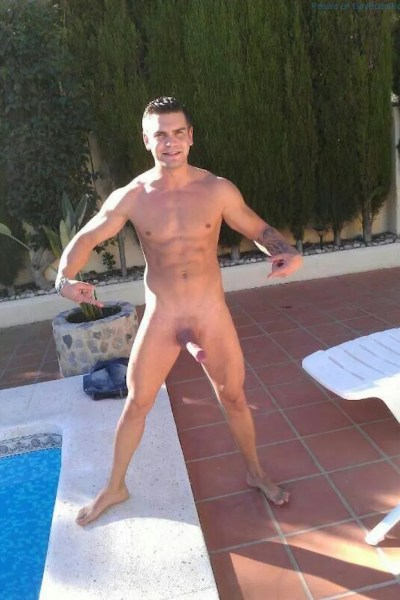 Hung Porn Star And Male Model Juan Lucho 1