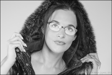 Model: Sabrina Photographer: Adrian Chinery