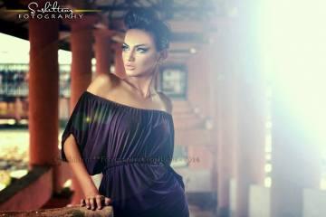 Model Trans Sandra Nandeibam