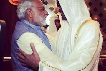 Modi in Dubai
