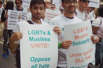 Queer and Muslim 1