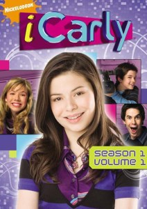 Giveaway - Nickelodeon's iCarly, Season 1 & 2 DVD's, 5 Collections! - Gay NYC Dad