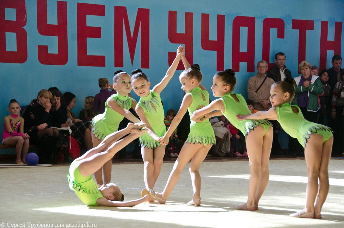 Юные модели юные гимнастки 3 фотография