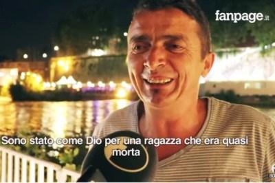 """Eroul de la Tiberina: """"Așa am salvat-o pe fată, m-am simțit ca un Dumnezeu"""" - VIDEO - Gazeta ..."""