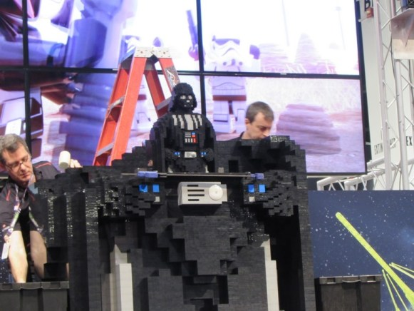 Star Wars Celebration Anaheim Exhibit Hall11