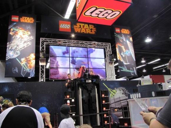 Star Wars Celebration Anaheim Exhibit Hall12