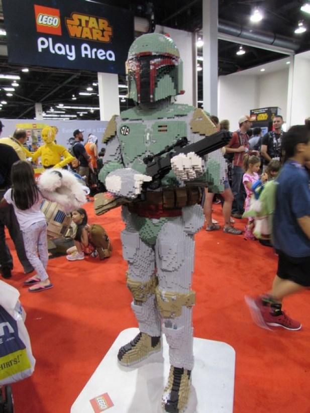 Star Wars Celebration Anaheim Exhibit Hall13