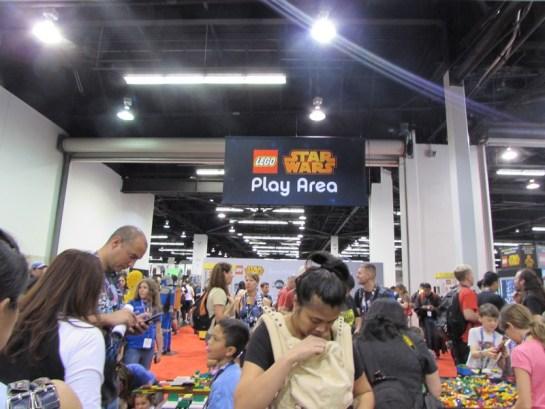 Star Wars Celebration Anaheim Exhibit Hall14