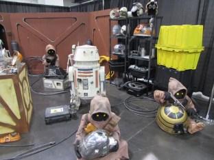 Star Wars Celebration Anaheim Exhibit Hall23