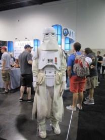 Star Wars Celebration Anaheim Exhibit Hall3
