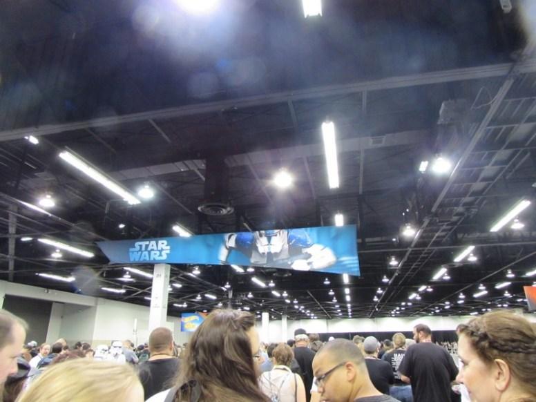 Star Wars Celebration Anaheim Exhibit Hall45