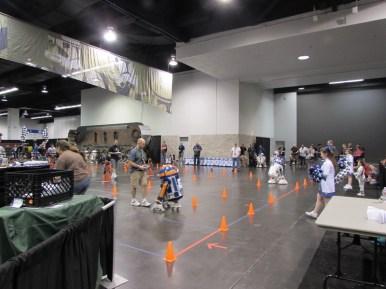 Star Wars Celebration Anaheim Exhibit Hall9