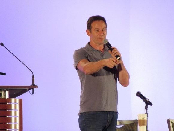 Phoenix Comicon 2015, Jason Isaacs