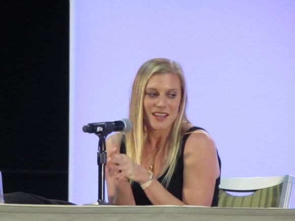 Katee Sackhoff Phoenix CC 2015-2
