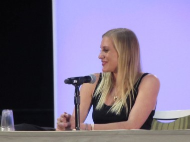 Katee Sackhoff Phoenix CC 2015-9