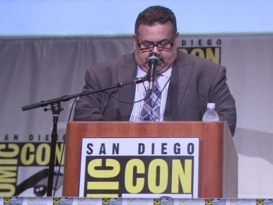 Comic Con 2015 Joss Whedon Saturday Hall H13