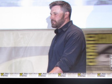 Comic Con 2015 Warner Bros Saturday Hall H105