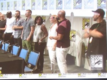 Comic Con 2015 Warner Bros Saturday Hall H77