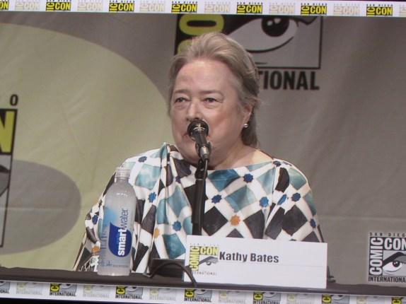 Comic Con 2015 Women Who Kick Ass Saturday Hall H47