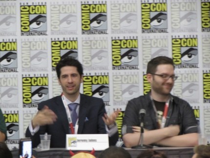 SDCC 2015 Friday Masters of the Web9