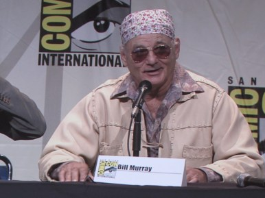 SDCC 2015, Open Road, Rock the Kasbah, Bill Murray