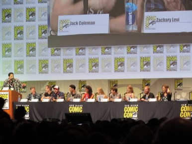 SDCC, SDCC 2015, Heroes Reborn, Sunday, Hall H