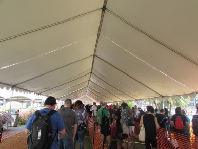 SDCC, SDCC 2015, Sunday, Hall H