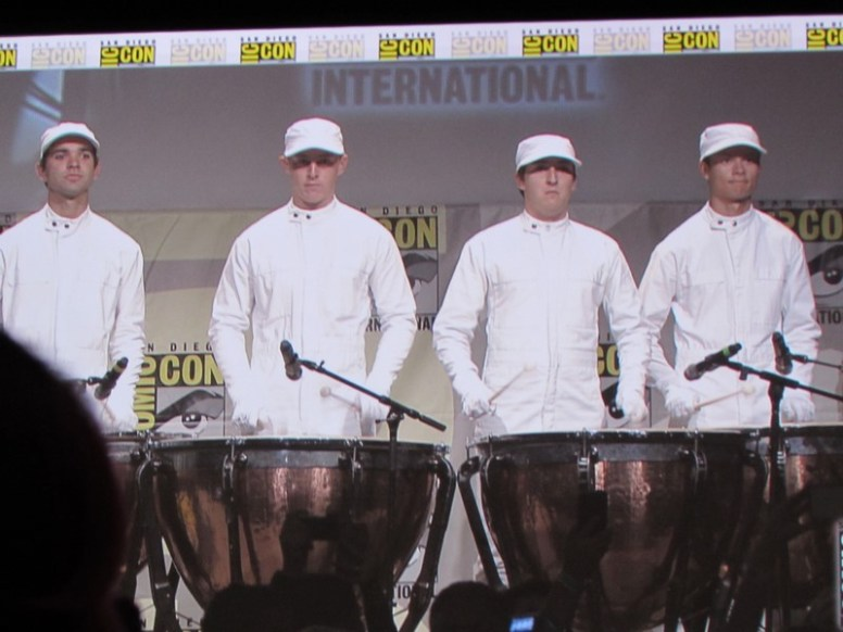 SDCC 2015 Thursday Hunger Games Panel2