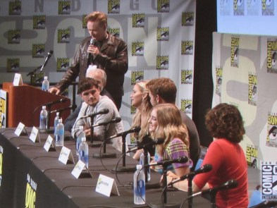 SDCC 2015 Thursday Hunger Games Panel