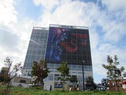 SDCC 2015, Hilton Bayfront
