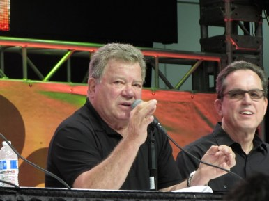 Comikaze 2015, William Shatner