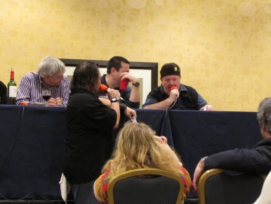 Gallifrey One Match Game: The After-Hours Edition