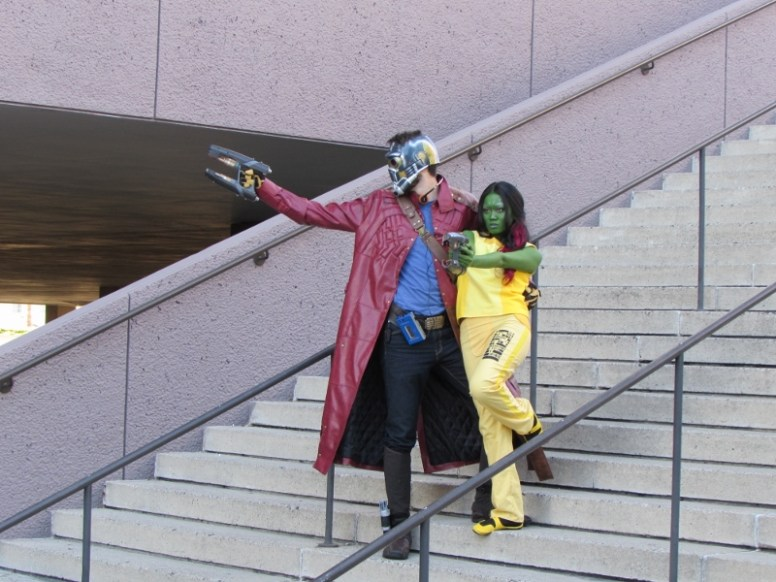 Long Beach Comic Expo 2016, Marvel cosplay