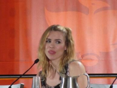 Phoenix Comicon 2016, Billie Piper