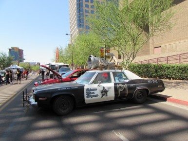 Phoenix Comicon 2016, Car Show