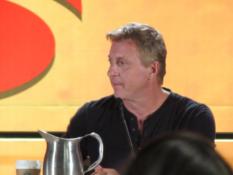 Phoenix Comicon 2016, Karate Kid, William Zabka
