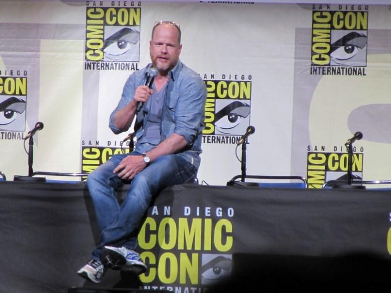SDCC 2016, Joss Whedon