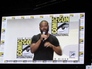 SDCC 2016, Marvel Studios, Black Panther, Ryan Coogler