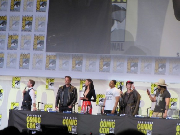 SDCC 2016, Warner Bros, Justice League