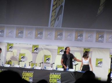 SDCC 2016, Warner Bros, Suicide Squad
