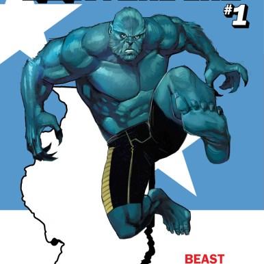 USAvengers, Beast