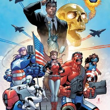 USAvengers #1