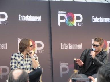 EW PopFest 2016, Supernatural