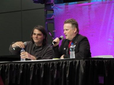 Stan Lee's LA Comic Con 2016, Gerard Way