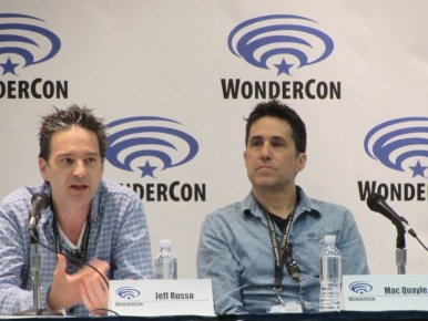 WonderCon 2017, From Stage to Screen: Rock Stars on Becoming Film & TV Composers, Jeff Russo, Mac Quayle