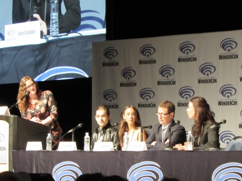 WonderCon 2017, The Magicians