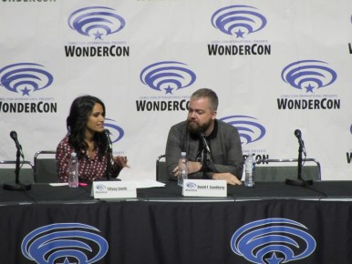 WonderCon 2017, Warner Bros